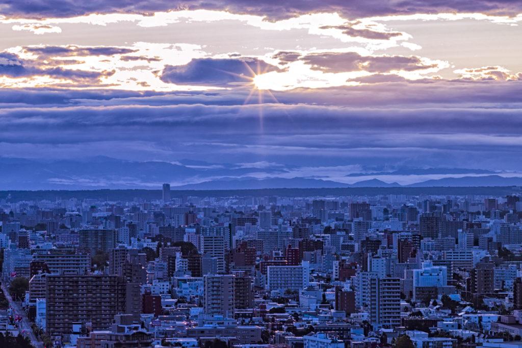 札幌の街01
