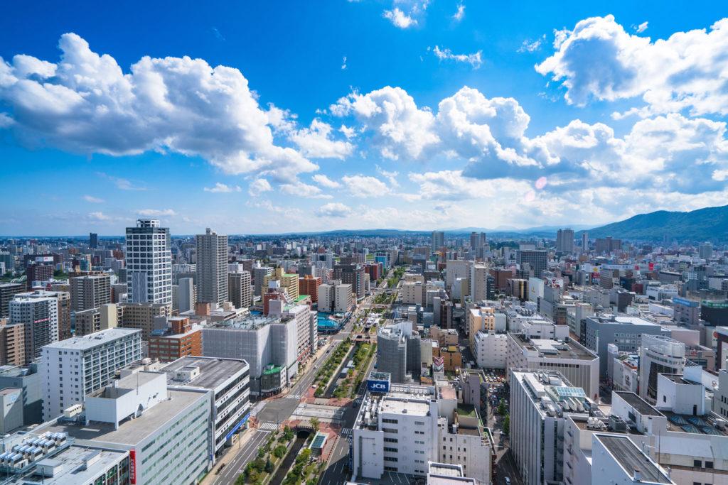 札幌の街02